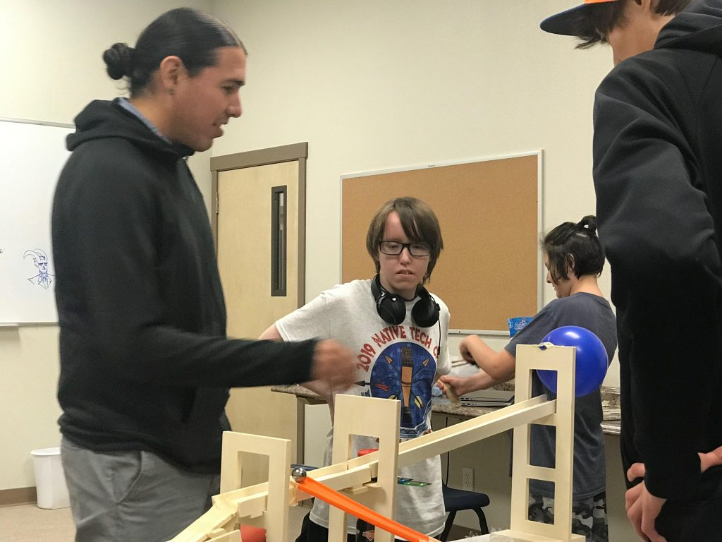 Rube Goldberg Challenge!